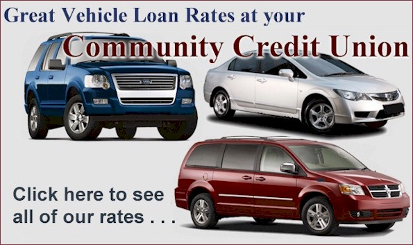 Great Vehicle Loan Rates